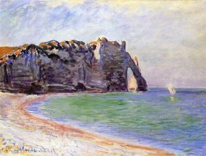 Etretat-the-Porte-d'Aval